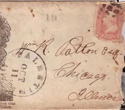 Private Allen Patton's letters home